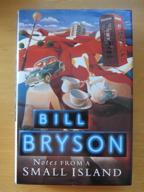 Mit diesem Buch in der Hand reiste Ben Aitken durch Großbritannien. Foto meines Exemplares.