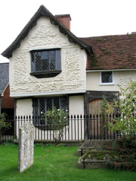 The Ancient House in Clare (Suffolk).   © Copyright Evelyn Simak and licensed for reuse under this Creative Commons Licence.