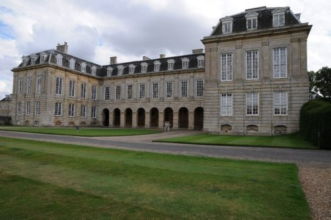 Boughton House bei Ketterin in Northamptonshire.   © Copyright Philip Halling and licensed for reuse under this Creative Commons Licence.