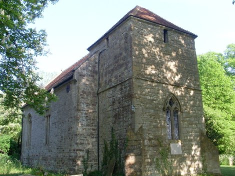 St Giles in Water Stratford.  © Copyright David Hillas and licensed for reuse under this Creative Commons Licence.