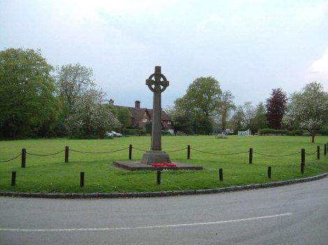 The War Memorial.   © Copyright Rob Farrow and licensed for reuse under this Creative Commons Licence.