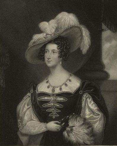 Anna Maria Russell, die Erfinderin des Afternoon Tea. This work is in the public domain.